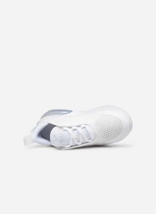 Sneaker Nike Nike Air Max 270 (Ps) weiß ansicht von links