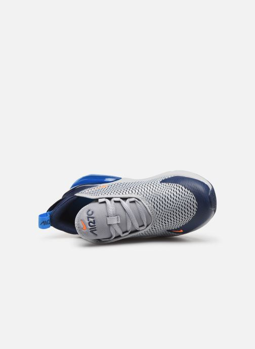 Deportivas Nike Nike Air Max 270 (Ps) Gris vista lateral izquierda