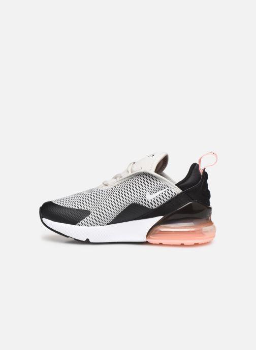 Sneakers Nike Nike Air Max 270 (Ps) Grijs voorkant