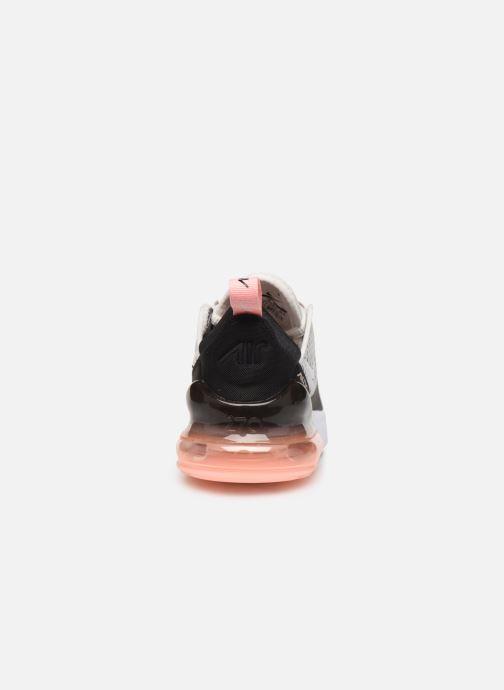 Baskets Nike Nike Air Max 270 (Ps) Gris vue droite
