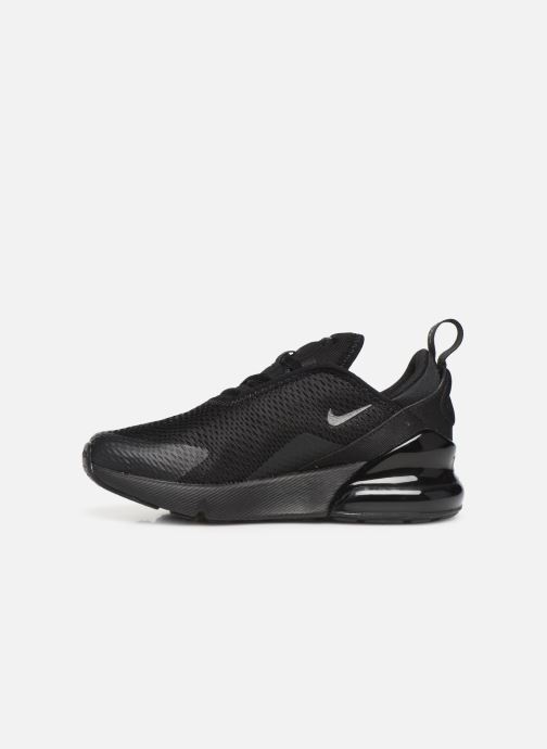 Baskets Nike Nike Air Max 270 (Ps) Noir vue face