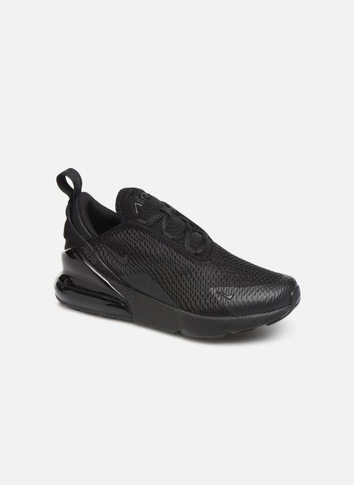 Sneakers Nike Nike Air Max 270 (Ps) Sort detaljeret billede af skoene