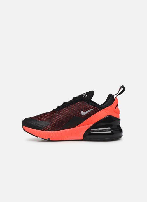 Sneakers Nike Nike Air Max 270 (Ps) Zwart voorkant