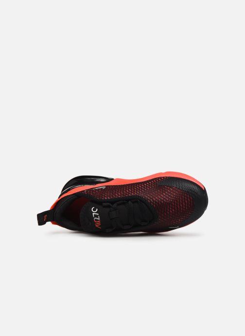 Sneakers Nike Nike Air Max 270 (Ps) Zwart links