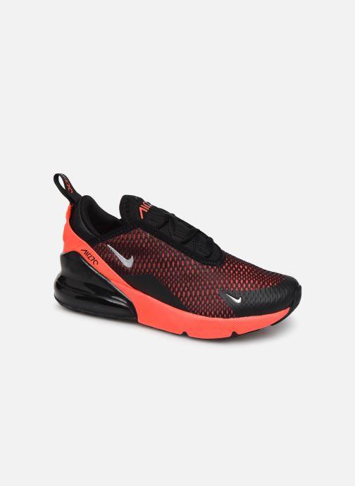 Deportivas Nike Nike Air Max 270 (Ps) Negro vista de detalle / par