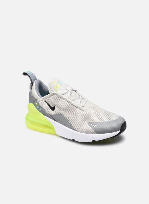 Sneaker Nike Nike Air Max 270 (Ps) grau detaillierte ansicht/modell