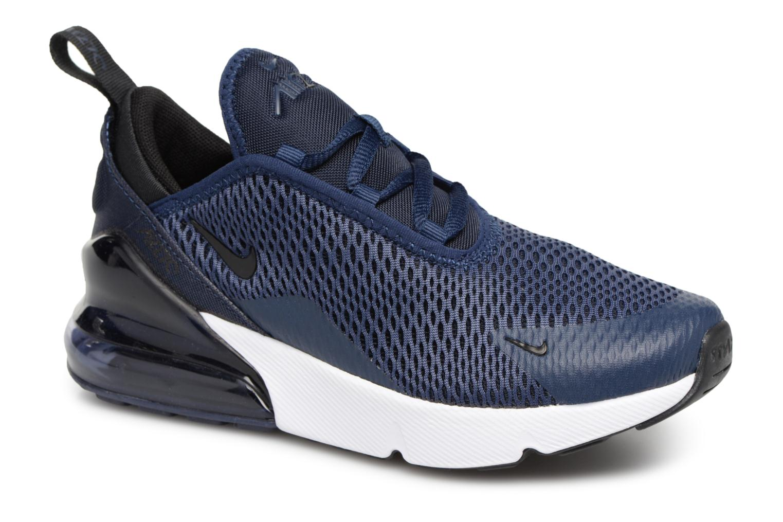 Nike Nike Air Sarenza Max 270 Ps Bleu Baskets chez Sarenza Air 347859 2b2248