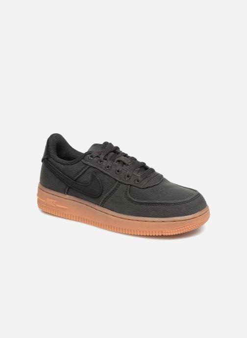 Baskets Nike Force 1 Lv8 Style (Ps) Noir vue détail/paire