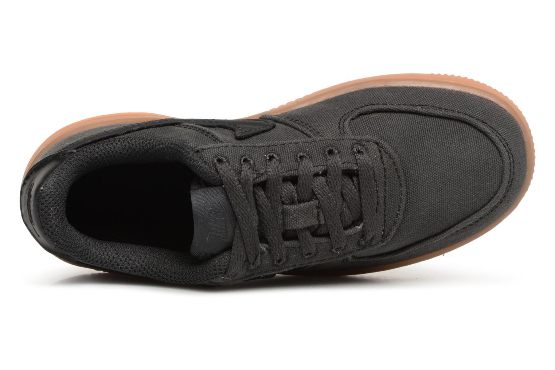 Baskets Nike Force 1 Lv8 Style (Ps) Noir vue gauche