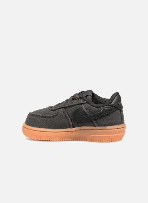 Sneakers Nike Force 1 Lv8 Style (Td) Bruin voorkant