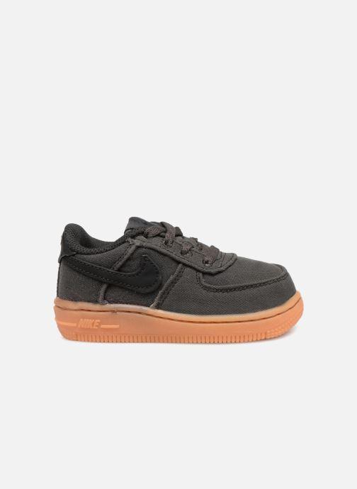 Sneakers Nike Force 1 Lv8 Style (Td) Bruin achterkant