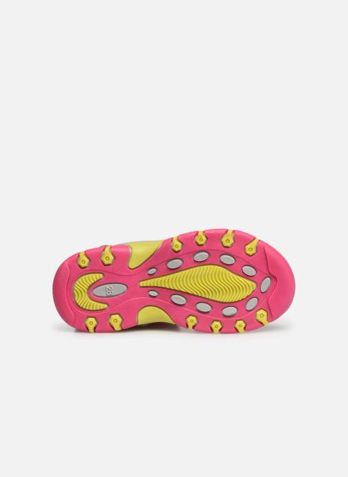 Sandales et nu-pieds I Love Shoes Survera Rose vue haut