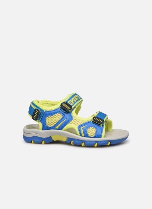 Sandales et nu-pieds I Love Shoes Surelo Bleu vue derrière
