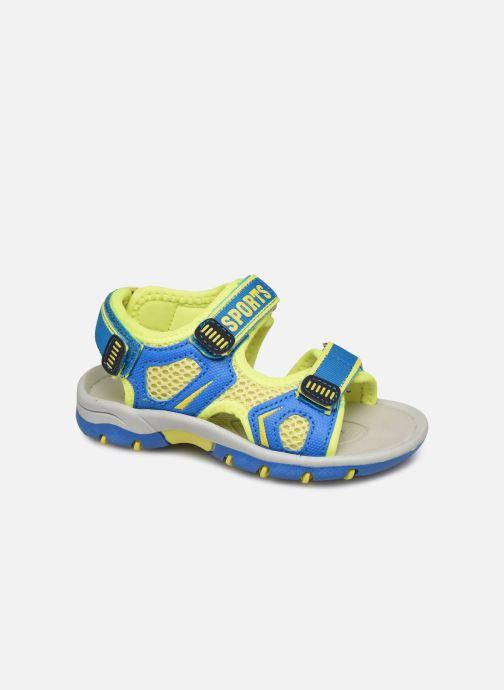Sandales et nu-pieds I Love Shoes Surelo Bleu vue détail/paire