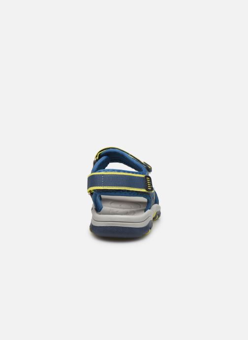 Sandalen I Love Shoes Survero Blauw rechts