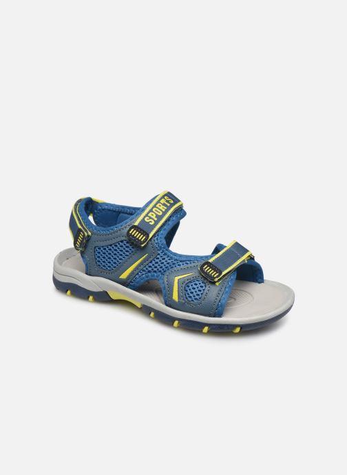 Sandales et nu-pieds I Love Shoes Survero Bleu vue détail/paire