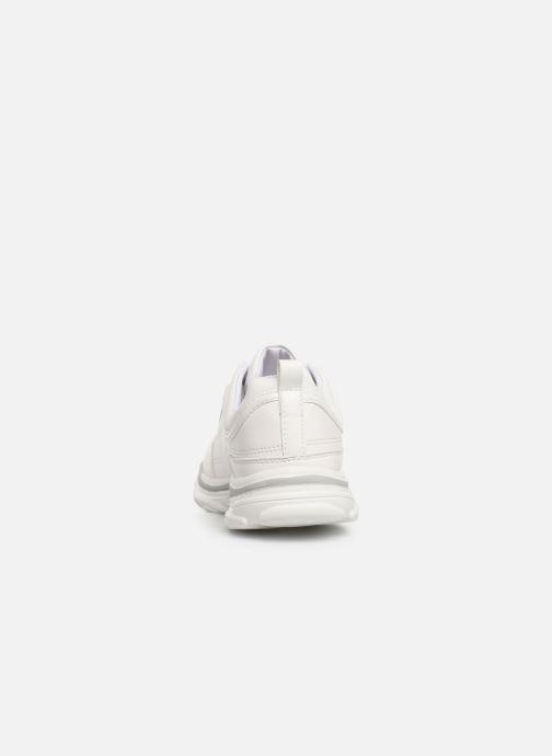 Deportivas I Love Shoes Subold Blanco vista lateral derecha
