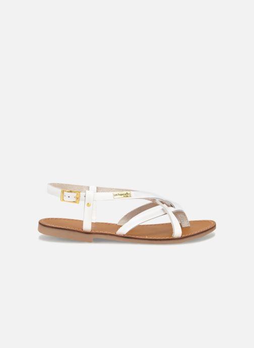 Les Tropéziennes par M Belarbi Chouette (Blanc) - Sandales et nu-pieds chez