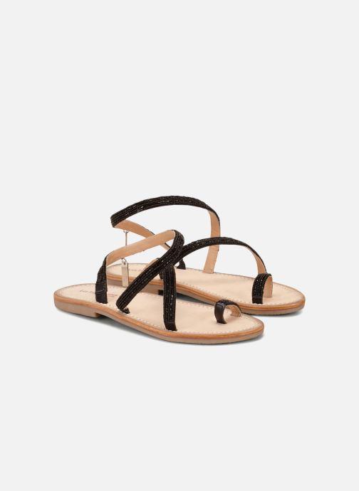 Sandals Les Tropéziennes par M Belarbi Orfee Black front view