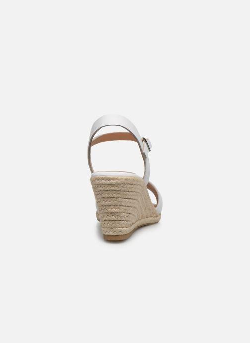 Scarpe di corda Jonak 723Xx Bianco immagine destra