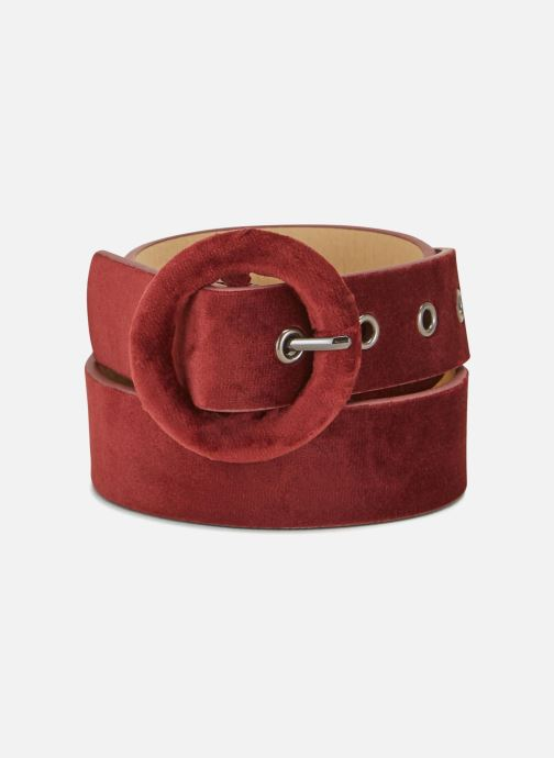 Belts Pieces 17083421 Red detailed view/ Pair view