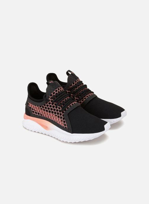 Sneaker Puma Tsugi netfit V2 W schwarz ansicht von vorne