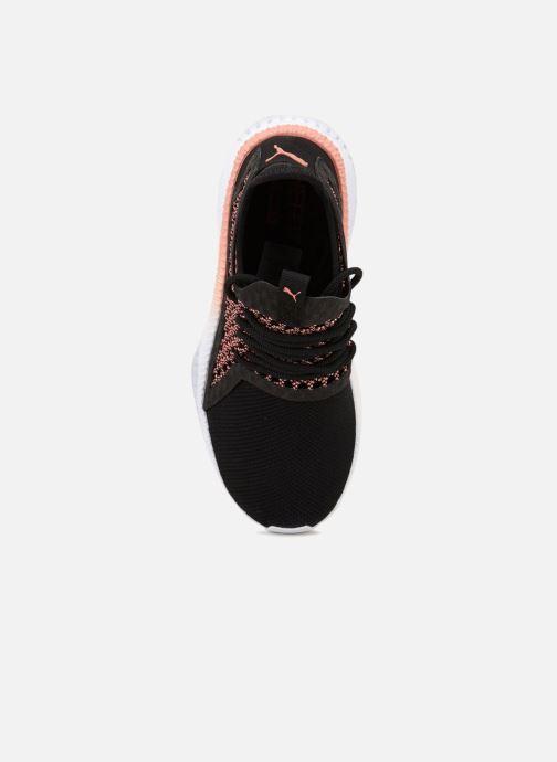 Sneaker Puma Tsugi netfit V2 W schwarz ansicht von links