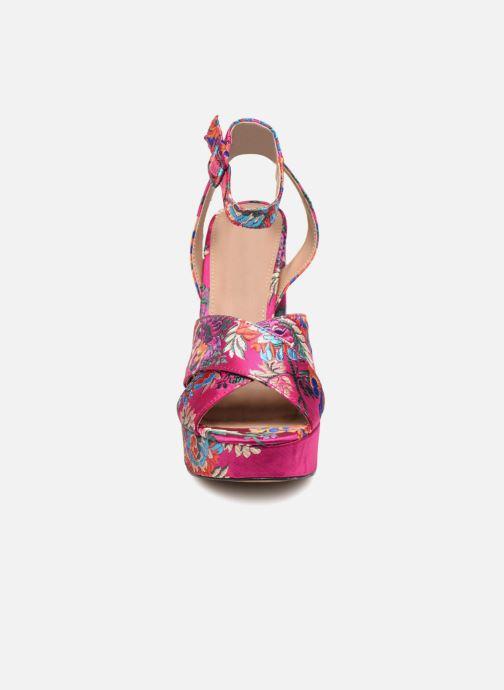Sandales et nu-pieds Steve Madden Jodi Multicolore vue portées chaussures
