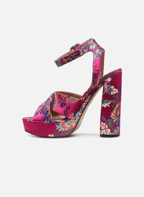 Sandales et nu-pieds Steve Madden Jodi Multicolore vue face