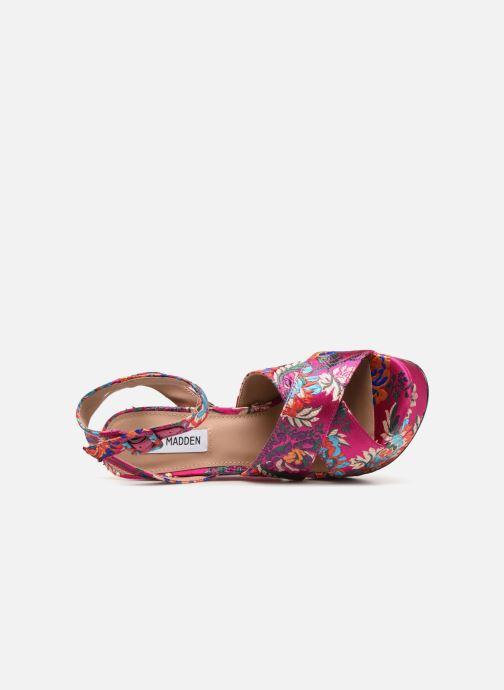 Sandales et nu-pieds Steve Madden Jodi Multicolore vue gauche