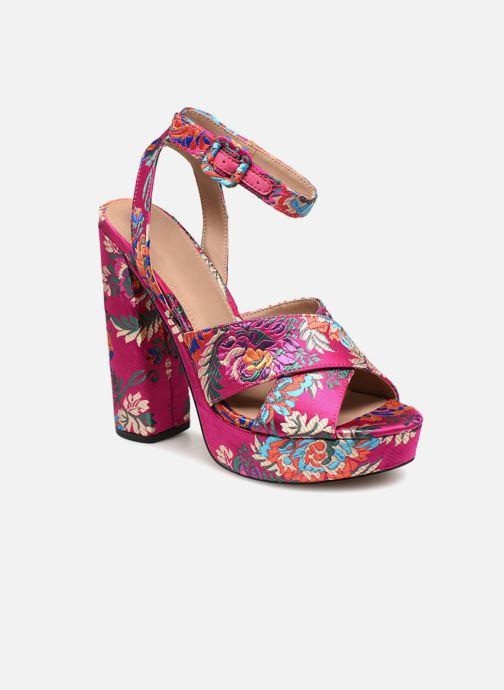 Sandales et nu-pieds Steve Madden Jodi Multicolore vue détail/paire