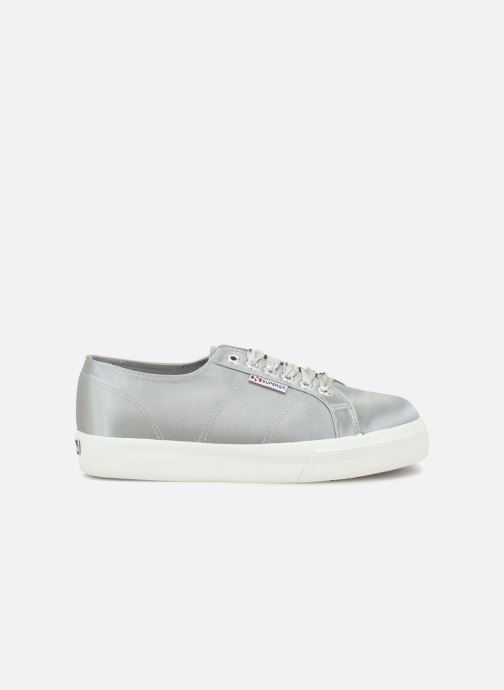 Baskets Superga 2730 Satin W Gris vue détail/paire