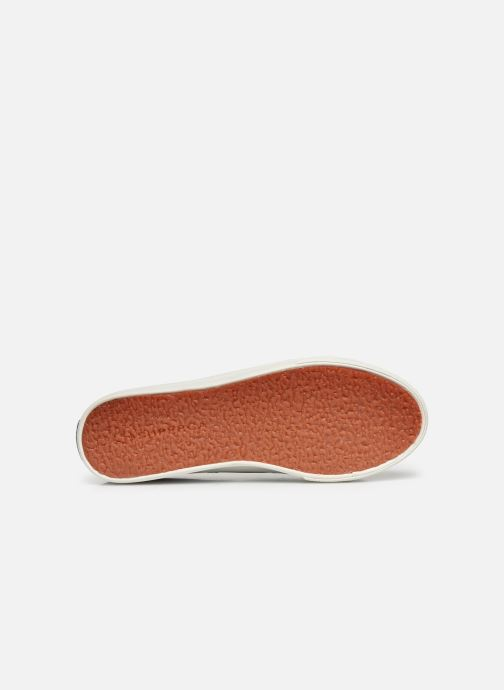 Sneakers Superga 2730 Satin W Blauw boven