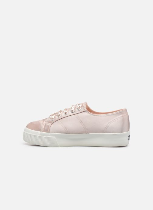 Sneakers Superga 2731 Satin W Rosa immagine frontale