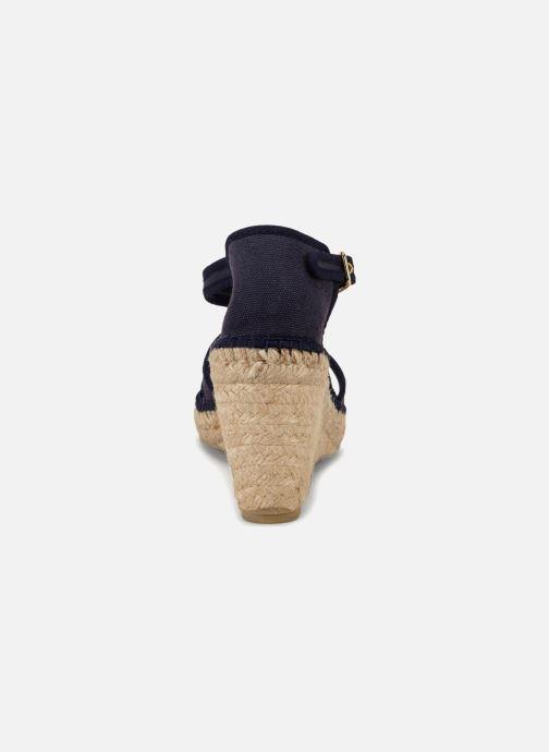 Sandalias Pare Gabia 616120-50 Azul vista lateral derecha