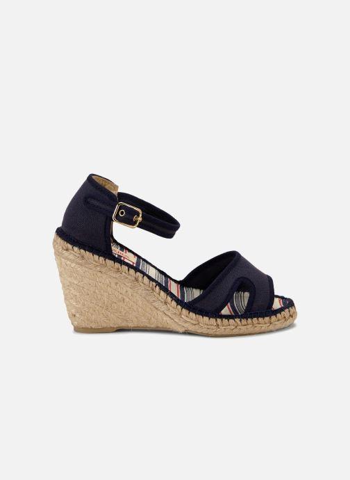 Sandales et nu-pieds Pare Gabia 616120-50 Bleu vue derrière
