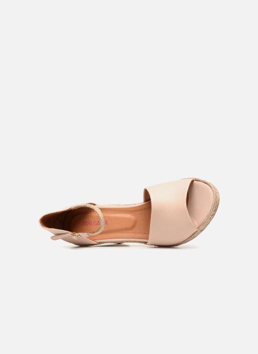 Et Pare Rose Sandales Gabia Nude pieds 616870 50 Nu n08wOvNm