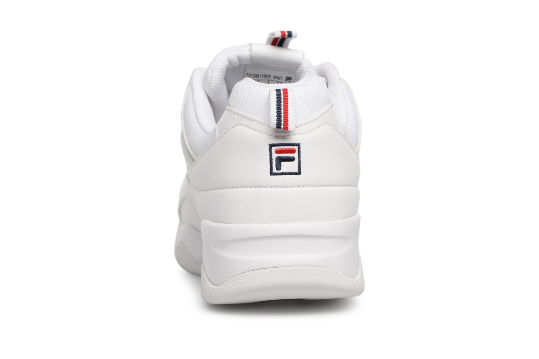 Baskets FILA Ray Blanc vue droite