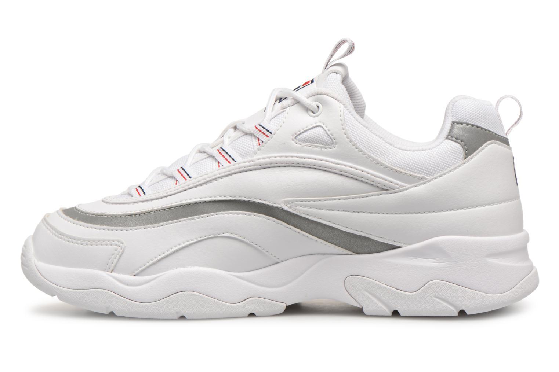 Sneakers FILA Ray Bianco immagine frontale