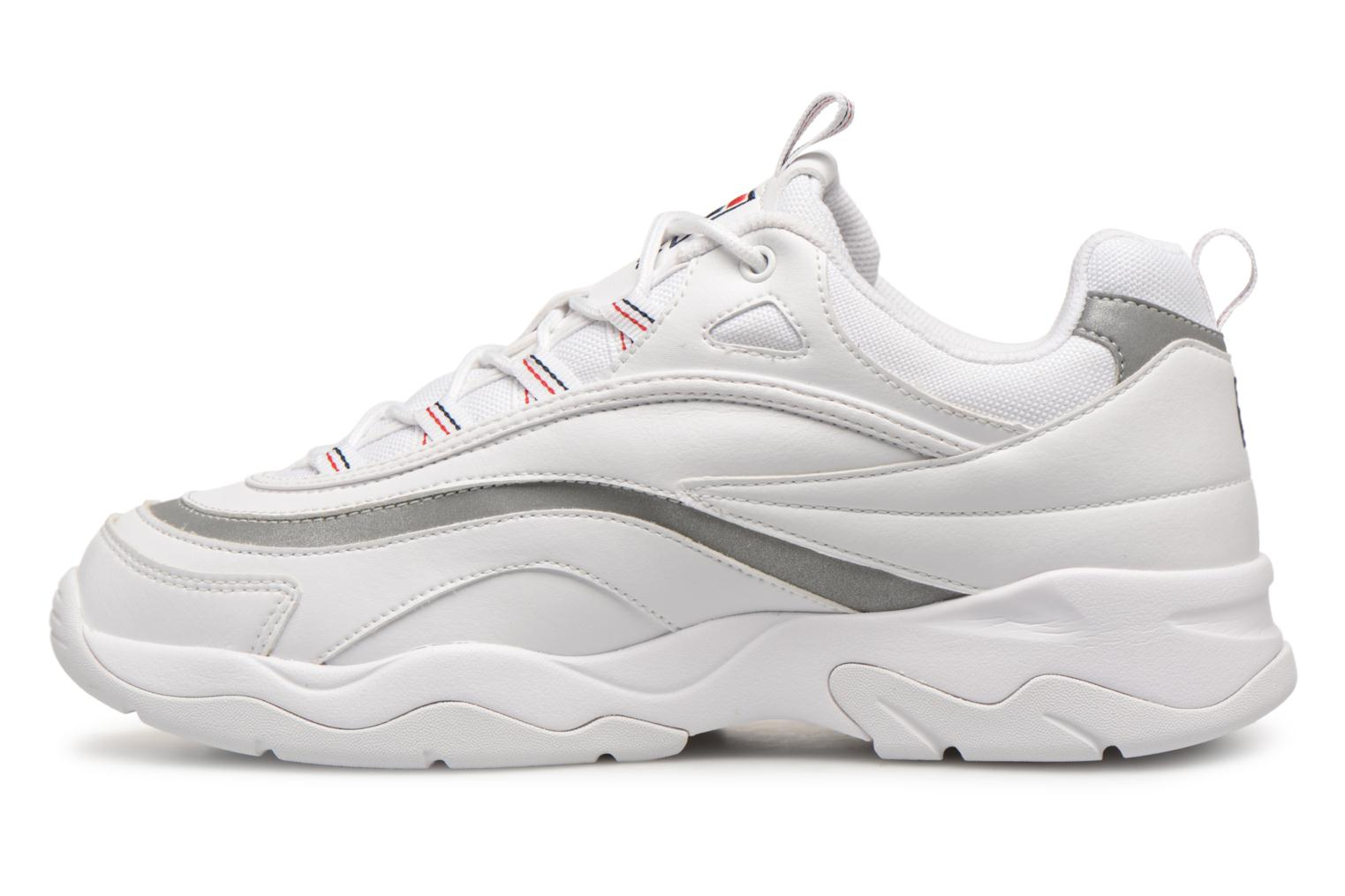 Baskets FILA Ray Blanc vue face