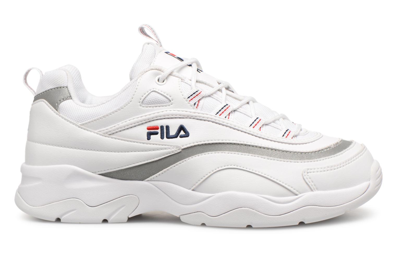Sneakers FILA Ray Bianco immagine posteriore