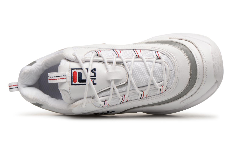 Sneakers FILA Ray Bianco immagine sinistra