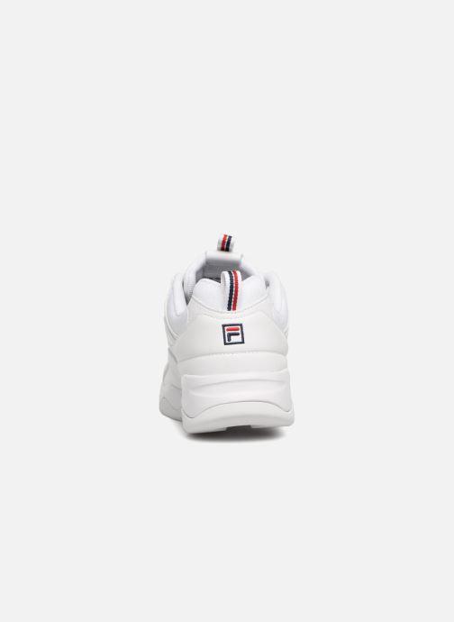 Sneakers FILA Ray WMN Bianco immagine destra