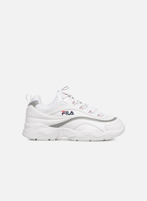 Sneakers FILA Ray WMN Bianco immagine posteriore
