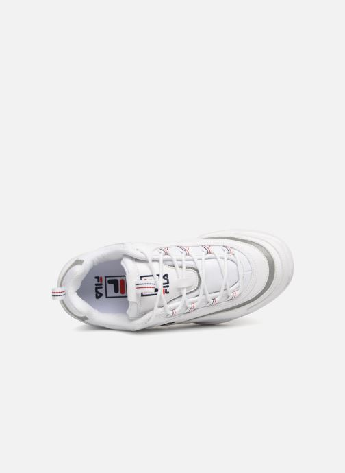 Sneakers FILA Ray WMN Bianco immagine sinistra