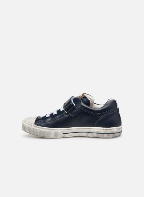 Sneaker Stones and Bones Cisto blau ansicht von vorne
