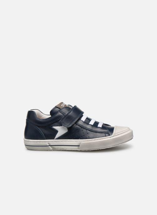 Sneaker Stones and Bones Cisto blau ansicht von hinten