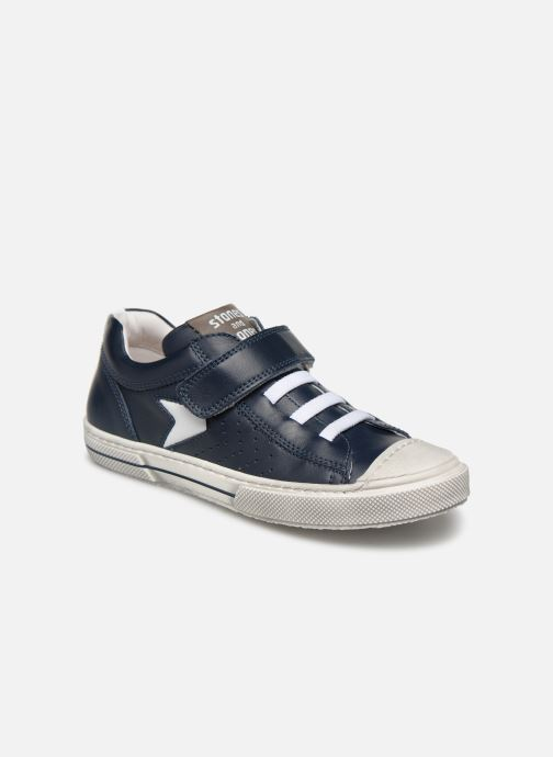 Sneaker Stones and Bones Cisto blau detaillierte ansicht/modell