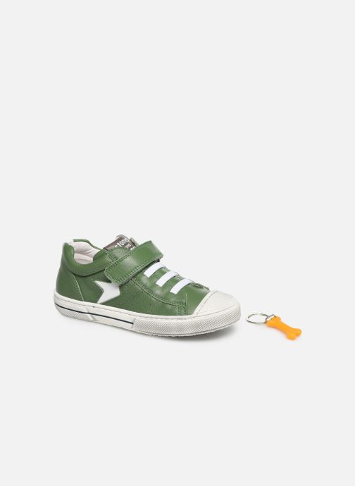 Trainers Stones and Bones Cisto Green 3/4 view