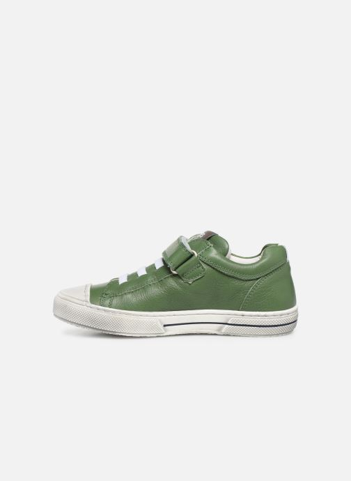 Trainers Stones and Bones Cisto Green front view